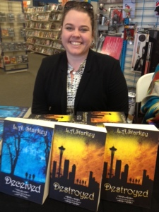 Author Photo - Book Event