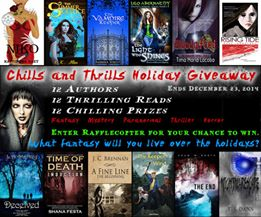 Thrills and Chills Giveaway