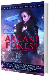 Arcane Forest Anthology 3D