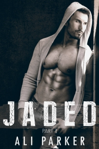 bk 1 jaded e book cover - Green or just fed up? Perhaps Jaded might be the word?