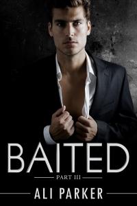 BK 3 Baited E-Book Cover
