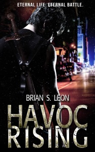 Havoc Rising - Hi Res Cover