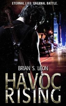 Havoc Rising - Hi Res Cover
