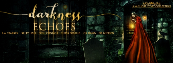 Darkness Echoes Printable Facebook Cover Art